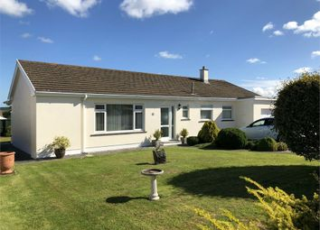 Thumbnail 4 bed detached bungalow for sale in 22 Castle View, Simpson Cross, Haverfordwest, Pembrokeshire
