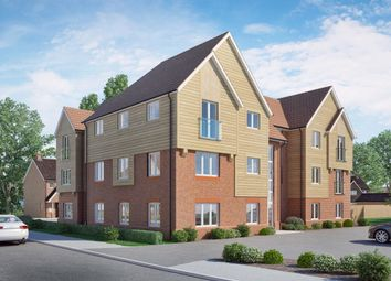 Thumbnail 1 bed flat for sale in Manor Court, High Street, Horam, Heathfield