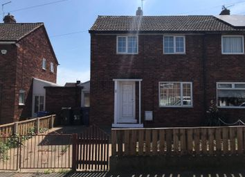 Thumbnail 2 bed semi-detached house for sale in Marlborough Road, Thorne, Doncaster