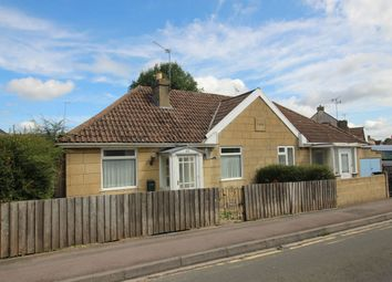 Thumbnail 2 bed semi-detached bungalow for sale in Combe Road, Combe Down, Bath