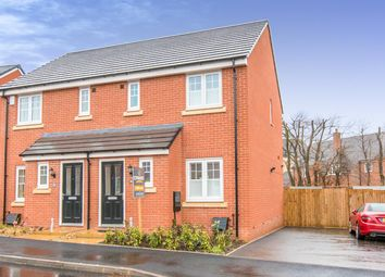 Thumbnail 2 bed semi-detached house for sale in Drayton Manor Drive, Alcester Road, Stratford-Upon-Avon