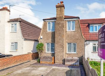 Thumbnail 2 bed semi-detached house for sale in Elliman Avenue, Slough