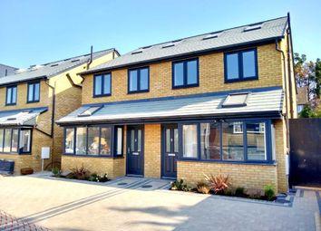 Parkhill Road, Hemel Hempstead HP1. 3 bed semi-detached house