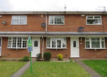 Thumbnail 2 bedroom terraced house for sale in Maori Avenue, Hucknall, Nottingham