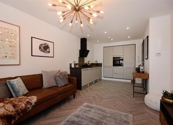 Thumbnail 1 bed flat for sale in Green Lane, Sheffield