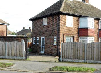Thumbnail 3 bedroom semi-detached house to rent in Sandringham Road, Retford