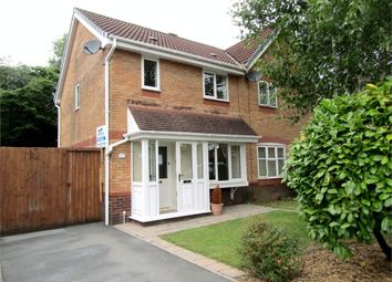Thumbnail 3 bed semi-detached house for sale in Tal Y Coed, Hendy, Pontarddulais, Swansea, Carmarthenshire