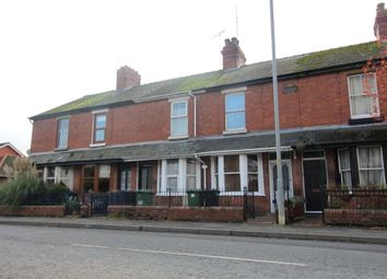 Thumbnail 2 bed terraced house to rent in Grandstand Road, Hereford