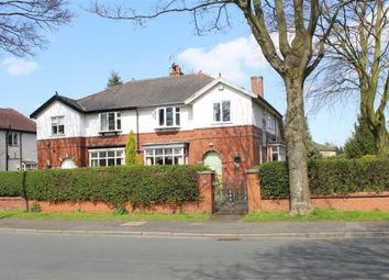 Thumbnail 4 bed semi-detached house for sale in Egerton Road, Ashton-On-Ribble, Preston