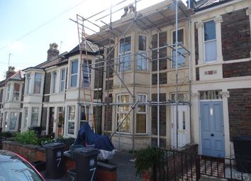 Thumbnail 3 bed flat to rent in Quarrington Road, Horfield, Bristol