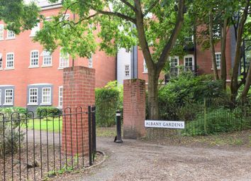 Thumbnail 2 bedroom flat to rent in Albany Gardens, Colchester