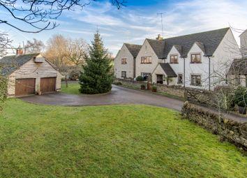 Thumbnail 4 bed detached house for sale in Burton, Chippenham