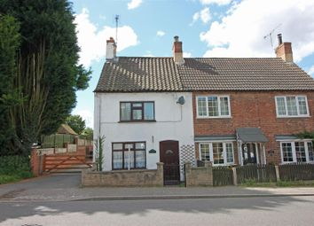Thumbnail 2 bed cottage for sale in Old School Court, Main Street, Farnsfield, Newark