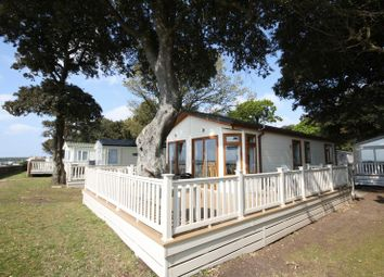 Thumbnail 2 bed detached bungalow for sale in Sandhills Holiday Village, Mudeford, Christchurch