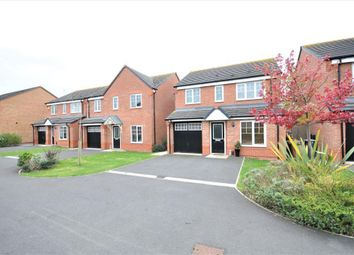Thumbnail 3 bed detached house for sale in Primrose Close, Warton, Preston, Lancashire