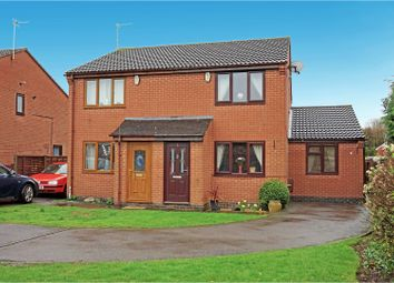 Thumbnail 3 bed semi-detached house for sale in Carisbrook Drive, Burton-On-Trent