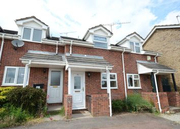 Thumbnail 1 bed terraced house to rent in Colmworth Close, Lower Earley, Reading
