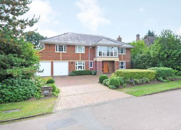 Thumbnail 5 bed detached house to rent in Adelaide Road, Walton-On-Thames