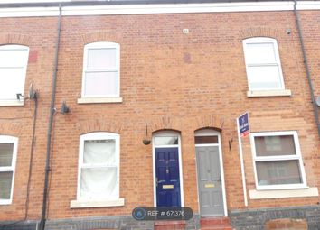 Thumbnail 4 bedroom terraced house to rent in Highfield Road, Salford