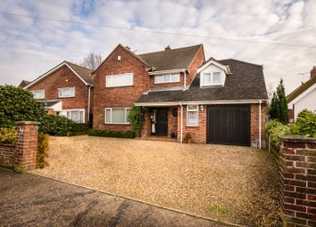 Thumbnail 4 bedroom detached house for sale in Mansel Drive, Old Catton
