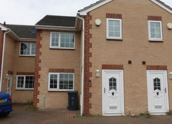 Thumbnail 3 bed town house to rent in 3 Welfare Court, Thurnscoe, Rotherham