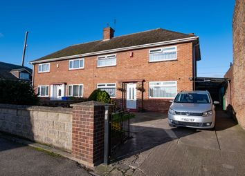 Thumbnail 3 bed semi-detached house to rent in Wyberton Low Road, Boston