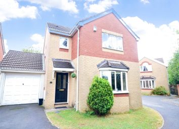 Thumbnail 3 bedroom detached house for sale in Borage Close, Pontprennau, Cardiff