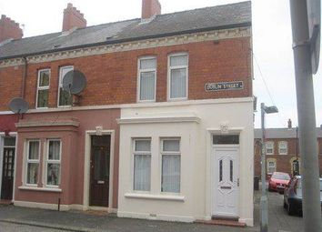Thumbnail 2 bedroom terraced house for sale in Dublin Street, Belfast