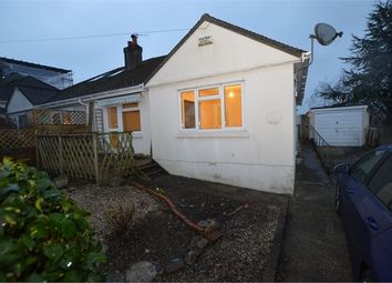 Thumbnail 2 bed semi-detached bungalow to rent in Denys Road, Totnes, Devon.