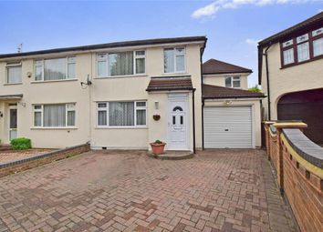 Thumbnail 4 bed end terrace house for sale in Spring Gardens, Hornchurch, Essex