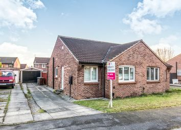 Thumbnail 2 bedroom semi-detached bungalow for sale in Abbeydale Gardens, Leeds
