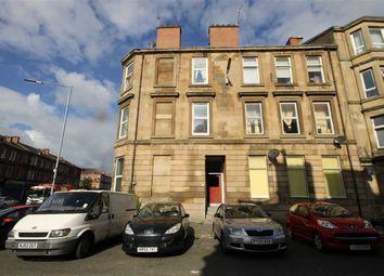 Thumbnail 1 bedroom flat for sale in Lendel Place, Govan, Glasgow