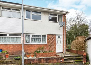 Thumbnail 3 bedroom end terrace house for sale in Ash Grove, Llandough, Penarth