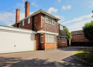 Thumbnail 4 bed detached house for sale in Ribblesdale Road, Sherwood