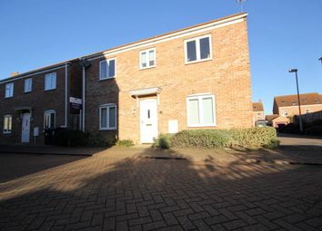 Thumbnail 3 bed detached house to rent in Jeffrey Drive, Sapley, Huntingdon