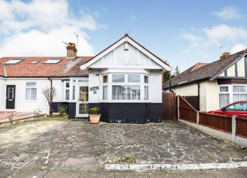 Thumbnail 2 bed bungalow for sale in Emsworth Road, Ilford