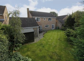 Thumbnail 4 bed detached house for sale in Belton Close, Market Deeping, Peterborough