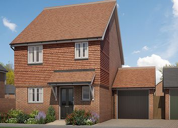 Thumbnail 3 bed semi-detached house for sale in Heath Road, Coxheath, Maidstone, Kent