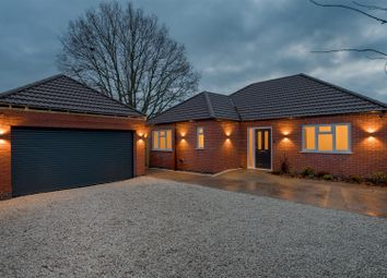 Thumbnail 3 bed bungalow for sale in Albert Avenue, Sileby, Loughborough