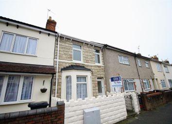 Thumbnail 3 bedroom terraced house for sale in Ferndale Road, Gorse Hill, Swindon