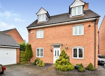 4 bed detached house for sale in Dorset Close, Cawston, Rugby CV22
