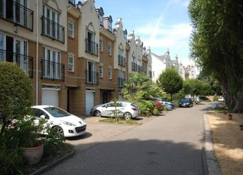 Thumbnail 5 bed town house for sale in Barker Close, Kew, Richmond