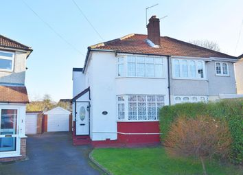 Thumbnail 2 bed semi-detached house for sale in Ingleton Avenue, South Welling, Kent
