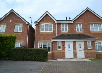 Thumbnail 3 bed semi-detached house for sale in Merlecrest Drive, Tarleton, Preston