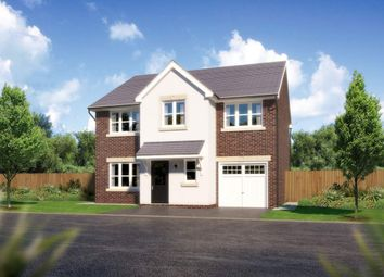 "Thumbnail 5 bed detached house for sale in ""Heddon"" at Padgbury Lane, Congleton"