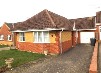 Thumbnail 3 bedroom detached bungalow for sale in Alexander Close, Beccles