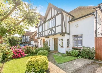 Thumbnail 4 bedroom semi-detached house for sale in Elmcroft Drive, Chessington, Surrey