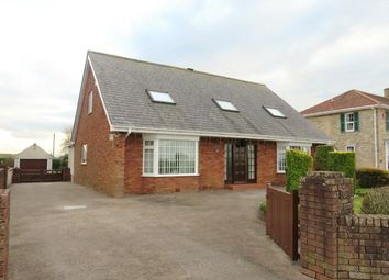 Thumbnail 4 bed detached bungalow for sale in Skinburness Road, Silloth, Wigton