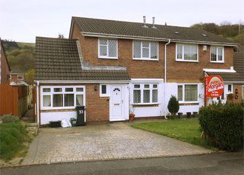 Thumbnail 3 bed semi-detached house for sale in Gwaun Afan, Cwmavon, Port Talbot, West Glamorgan