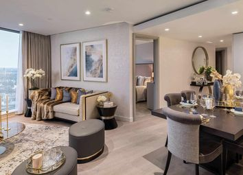 Thumbnail 1 bed flat for sale in Newcastle Place, London